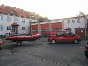 Szkolenie z JRG1PSP Poznań
