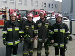 Szkolenie ratownictwa technicznego 20-22.03.2015 r.