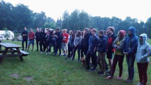 Obóz szkoleniowy z młodzieżą 11-18.06.2016 r. Stare Kaleńsko