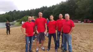 XVII Mistrzostwa Wielkopolski strażaków PSP i OSP w płetwonurkowaniu