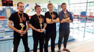 Pływackie Mistrzostwa Strażaków PSP i OSP powiatu poznańskiego i miasta Poznania
