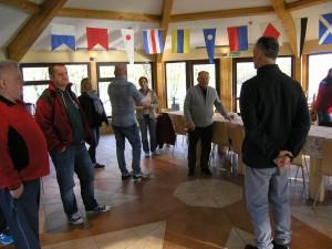 Wyjazd wypoczynkowo - szkoleniowy Łagów 28-30.04.2017 r.